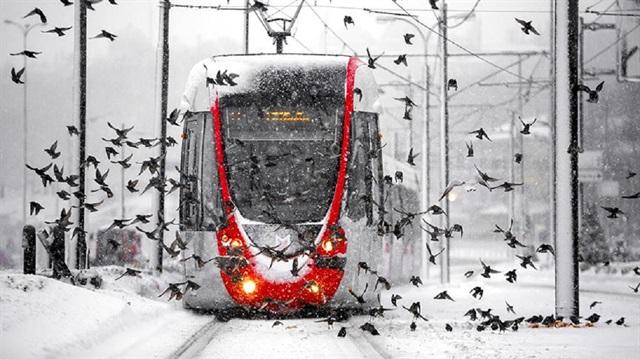 İstanbul'a kar haberi