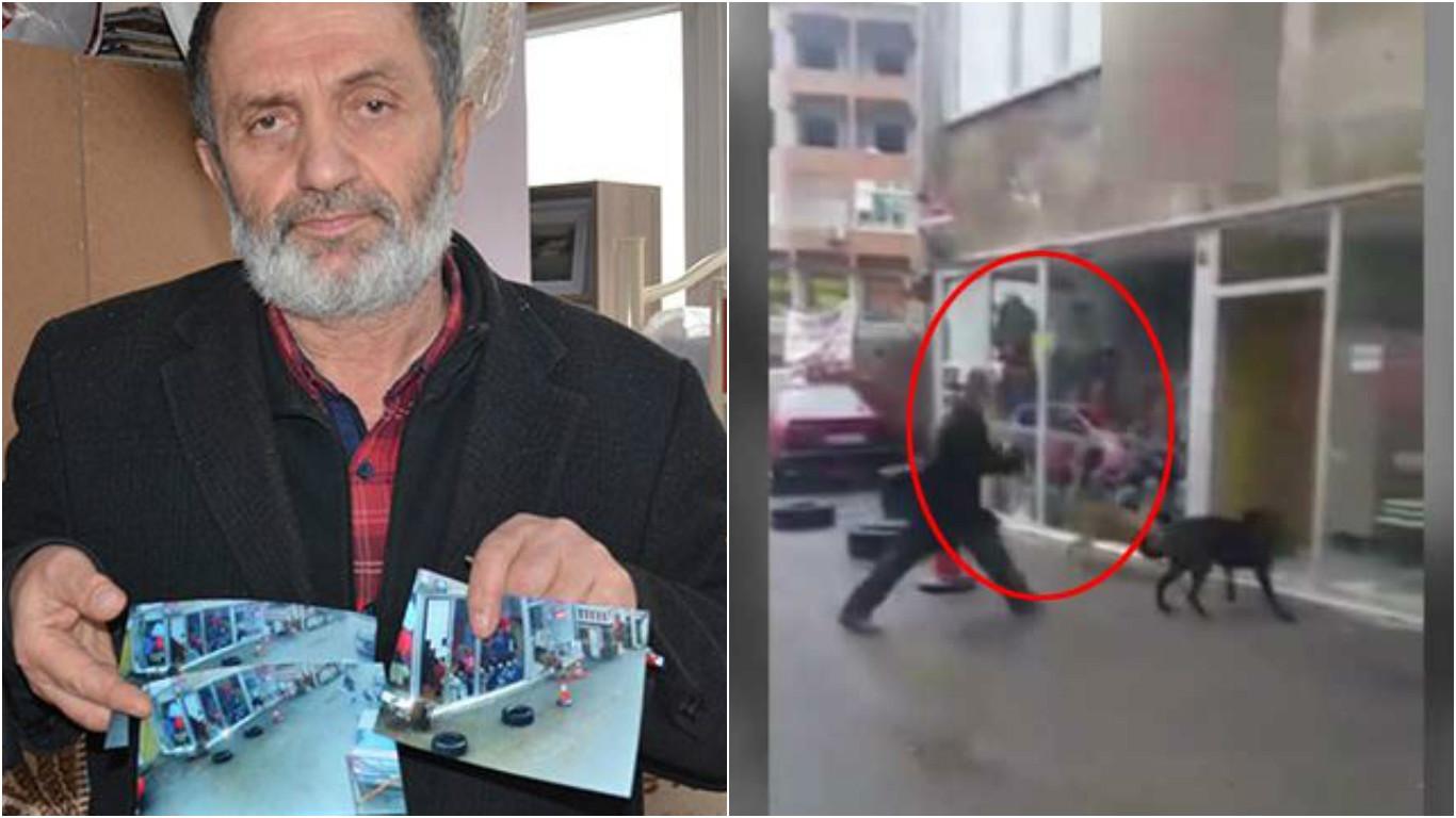 Maltepe'de köpekleri döven esnaftan tanıdık savunma: Bana kumpas kurdular!