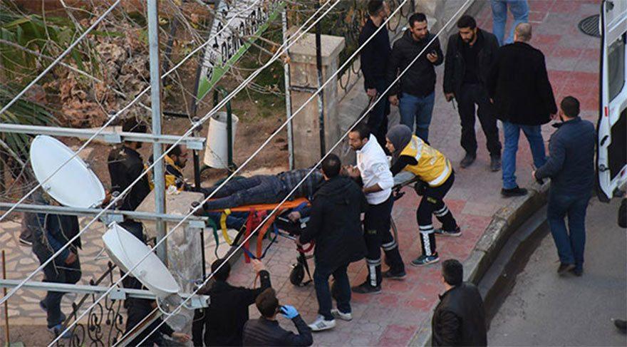 Mardin Nusaybin'de iki aile arasında silahlı çatışma!