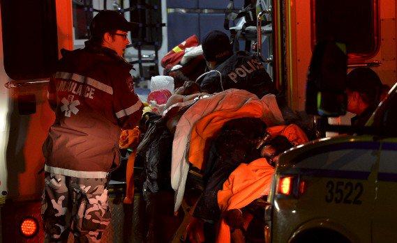 Kanada'da camiye saldırı: En az 5 ölü