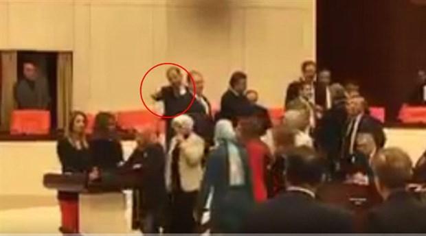 VİDEO | İşaret geldi, AKP'li vekiller hücuma geçti