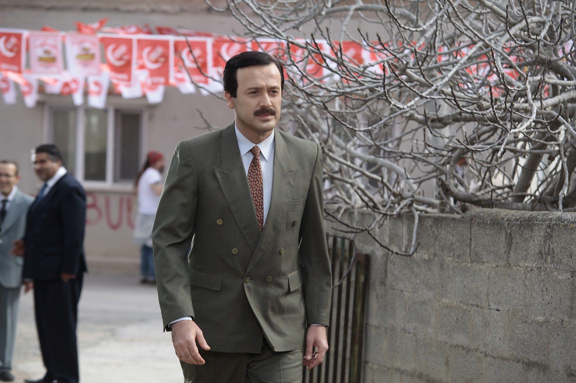 Erdoğan'ı canlandıran oyuncu: Kılıçdaroğlu hariç herkesi oynarım