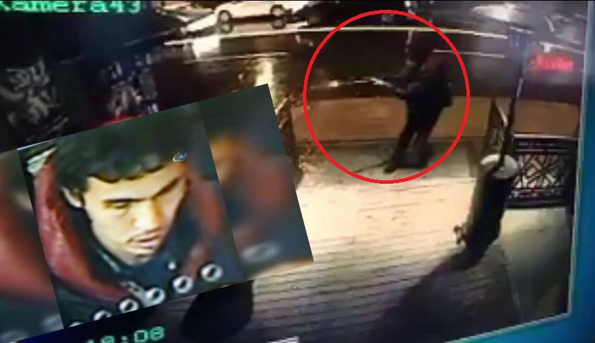 Reina katliamcısı şok bombası kullanmış
