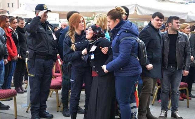 Saldırıda ölen polisin cenazesine cemevi izni verilmedi: Devlet töreni yapılacak!