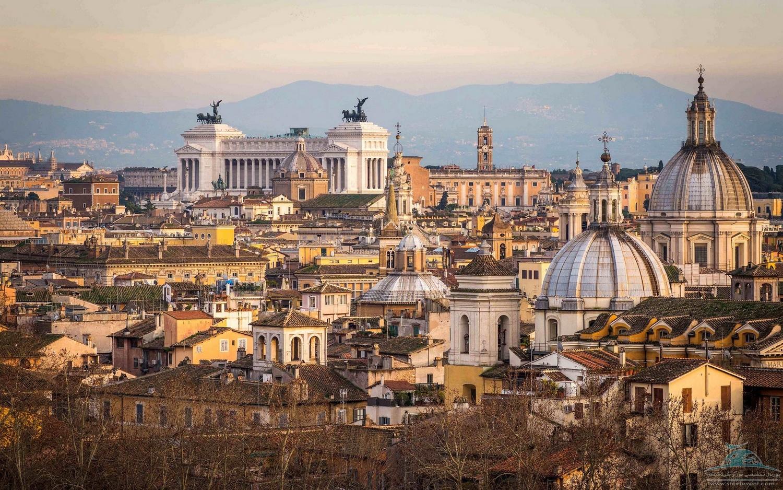 Roma'da peş peşe şiddetli depremler