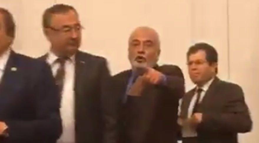 VİDEO | İşte AKP'lilerin CHP'li kadın vekile saldırı anları...