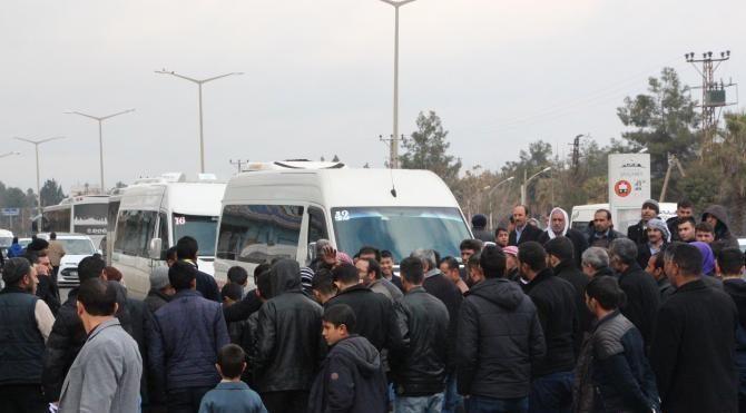 Urfa'da sonu gelmeyen kesintiler isyan ettirdi