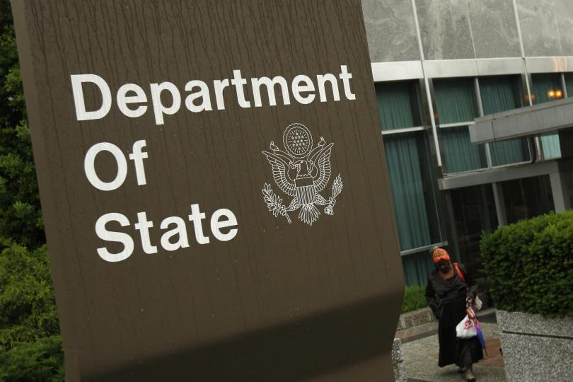 Trump'a tepkiler büyüyor: Şimdi de Dışişleri Bakanlığı'ndaki tüm üst düzey yetkililer istifa etti