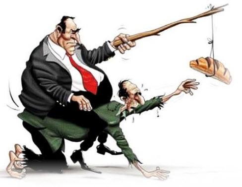 Dünyanın en zengin 8 kişisinin serveti, dünyanın yarısının varlığına eşit!