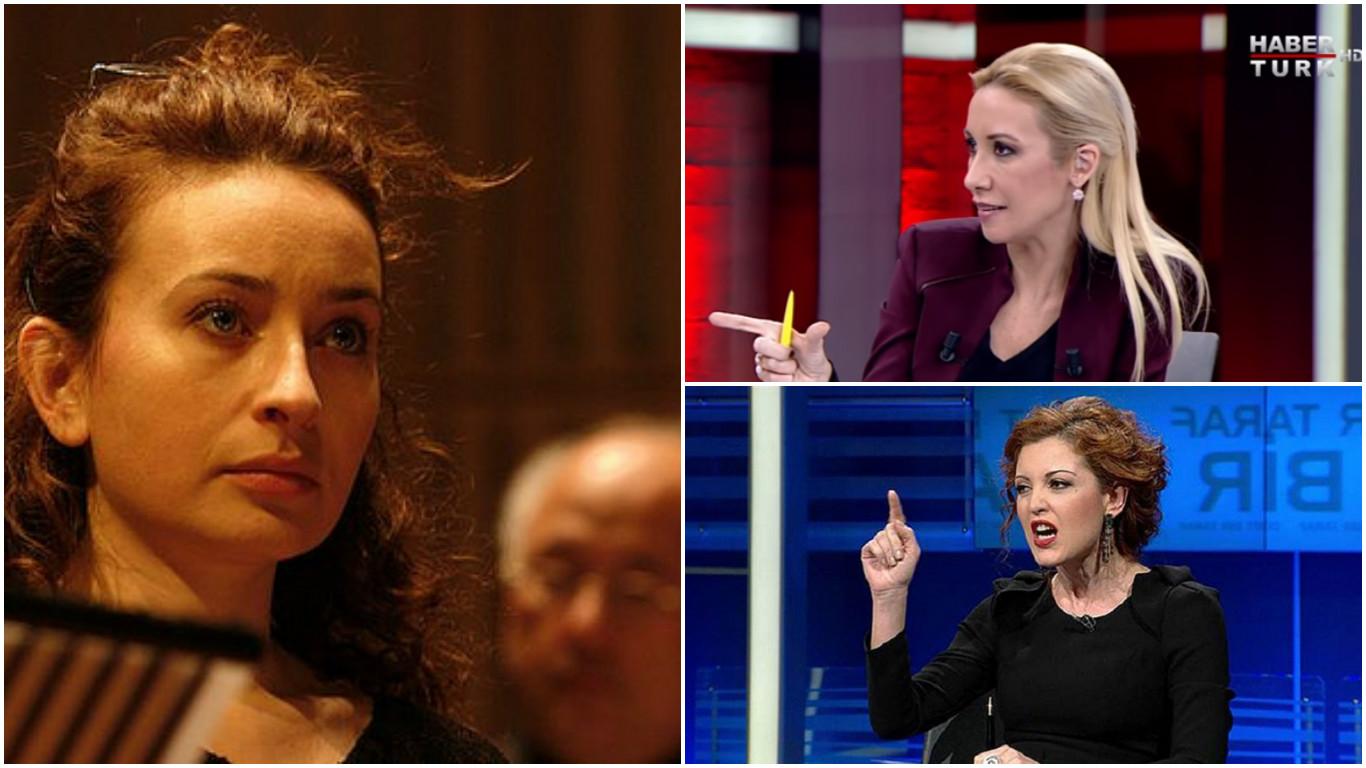 Balçiçek İlter'e Nagehan Alçı tepkisi: Ekranlarınızda yıllarca söylediğiniz yalanların hesabı sorulacak!