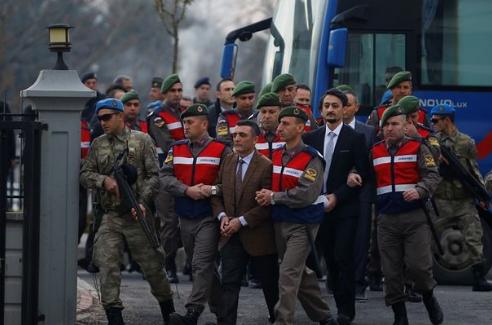 'Erdoğan'a suikast'ten yargılanan binbaşı: Darbe yaptım, cezası idam olsa da canım yanmaz