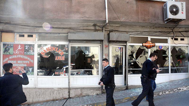 İstanbul'da yine kahvehane saldırısı: Bu kez Gaziosmanpaşa'da!