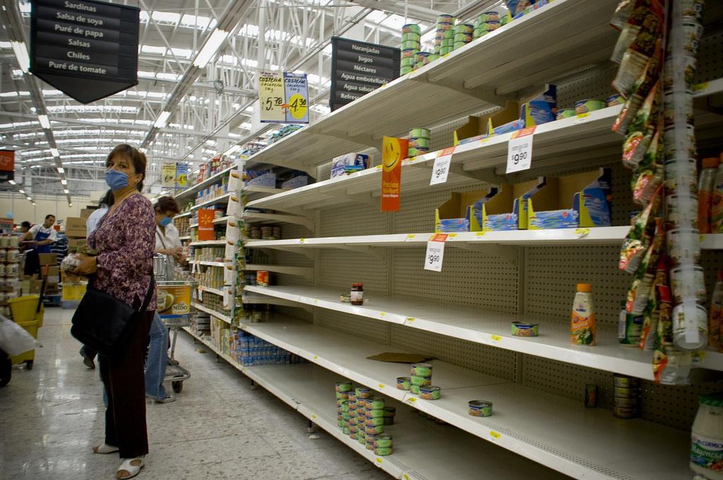 ABD medyası Venezuela'daki yiyecek krizini çarpıtıyor