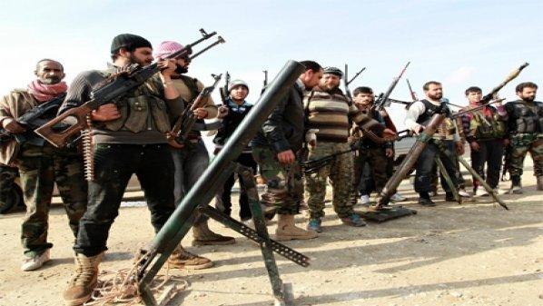 Suriye'de bazı gruplar PYD'ye karşı savaşmak için birleştiklerini açıkladı