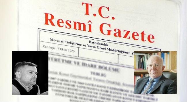 686 sayılı KHK ile akademisyen kıyımı: İbrahim Kaboğlu ve Ahmet Haşim Köse de ihraç edildi