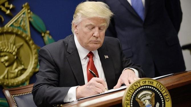 Trump patronlar için çalışıyor: Finansal regülasyonlar gevşetiliyor