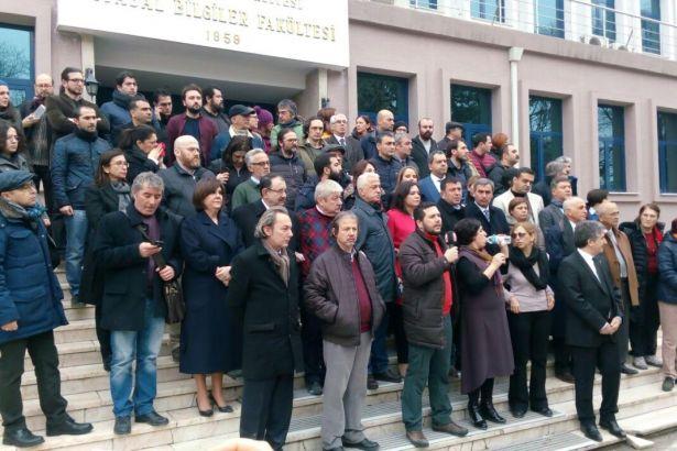 Ankara Üniversitesi, Mülkiye'nin emektar hocalarına da engel oldu!