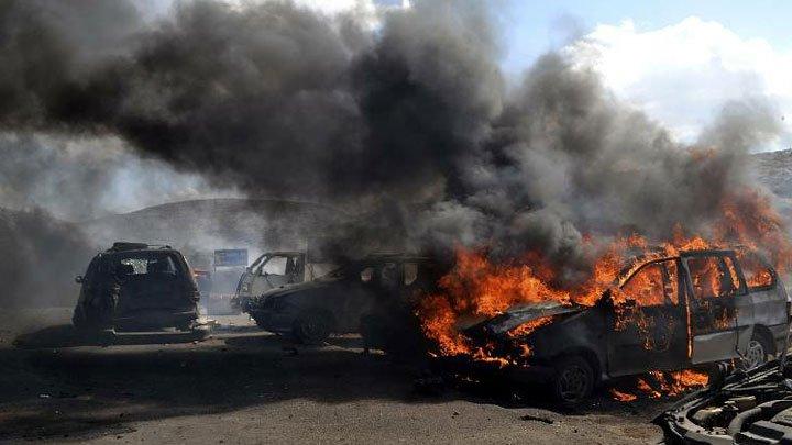 El Bab'da bombalı araçla saldırı: Çok sayıda ölü var