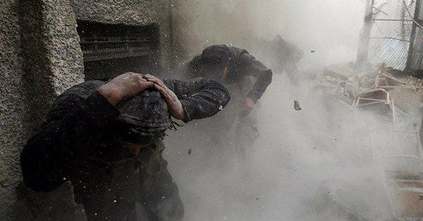 El Bab'da bombalı saldırı: 8 IŞİD'li, 7 ÖSO'cu öldü