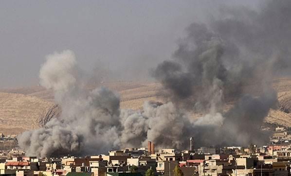 SANA: TSK'nın topçu ateşleri 11 sivili öldürdü