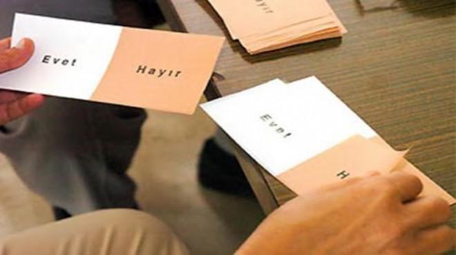 AKP'de referandum korkusu: 'Hayır'ın ihtimali bile ürkütücü