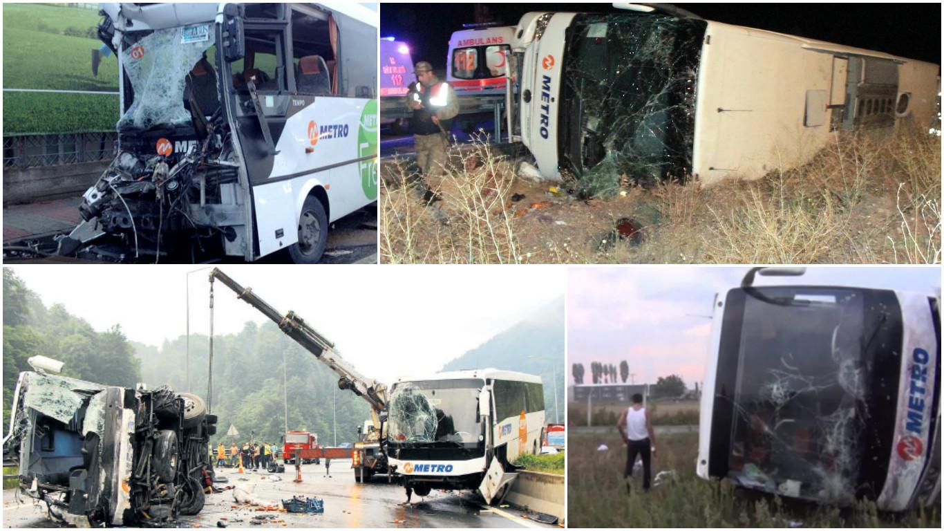 Adını sürekli ölümlü kazalarla duyuran Metro Turizm, 'Evet' diyenleri ücretsiz taşıyacak