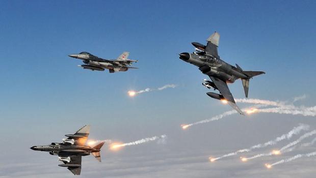 Rus uçakları Türk askerlerini vurdu!