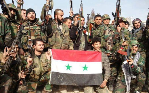 Suriye Ordusu'ndan bir zafer daha: IŞİD'in Rakka-El Bab bağlantısı fiilen kesildi