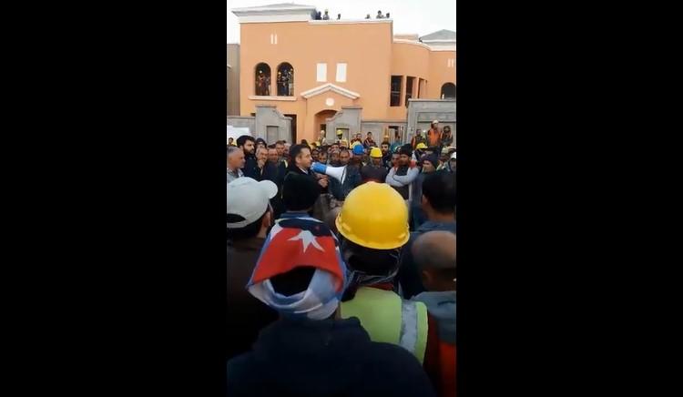 Suudi Arabistan'daki büyük grev kazanımla sonuçlandı!