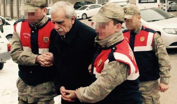 Ahmet Türk'e Adli Tıp engeli