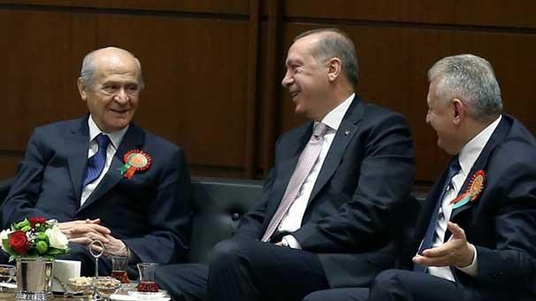 AKP ve MHP'nin nerede birbirine kavuşacağı belli oluyor
