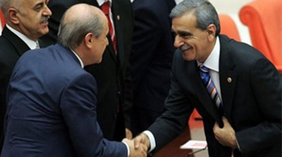 Ahmet Türk, Devlet Bahçeli'yi ziyaret edecek