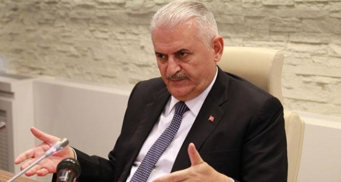Başbakan Binali Yıldırım: Türkiye bulunmaz bir malzeme!
