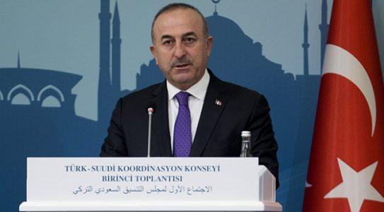Dışişleri Bakanı Çavuşoğlu Rakka için ricacı: Özel kuvvetlerimizi devreye sokabiliriz