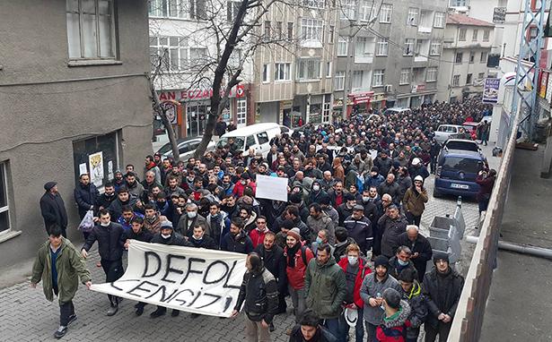 'Cengiz Holding' kanunları 1 ay daha uzadı: Bildiri bile yasak!