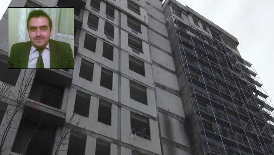 Kadıköy'de iş cinayeti! Tahta merdiven kırıldı, 11. kattan asansör boşluğuna düşen işçi hayatını kaybetti
