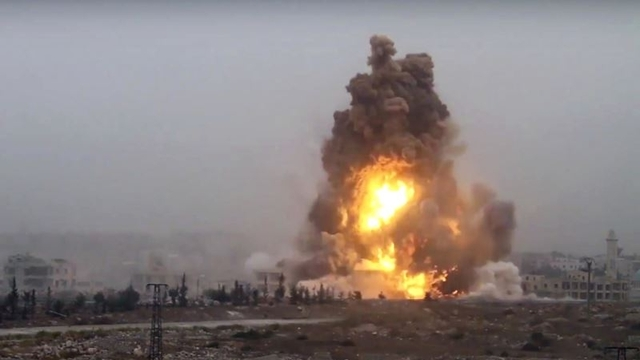 El Bab'da yine saldırı: Hayatını kaybeden sayısı 68'e yükseldi