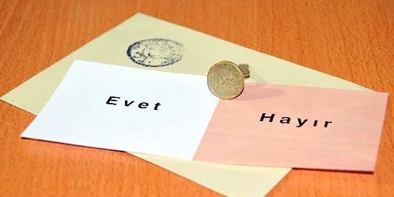 Hürriyet'in AKP temsilcisi: 'Evet'te rüzgar tersine döndü, gerileme yaşanıyor