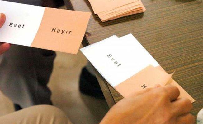 Referandum yapılmayabilir iddiası: