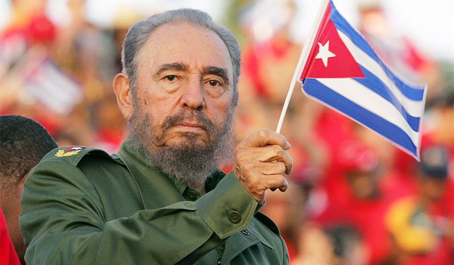 Fidel'in adı Ankara'da bir parka verilecek