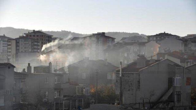 WHO: Avrupa'nın hava kirliliği en yüksek 10 şehrinden sekizi Türkiye'de