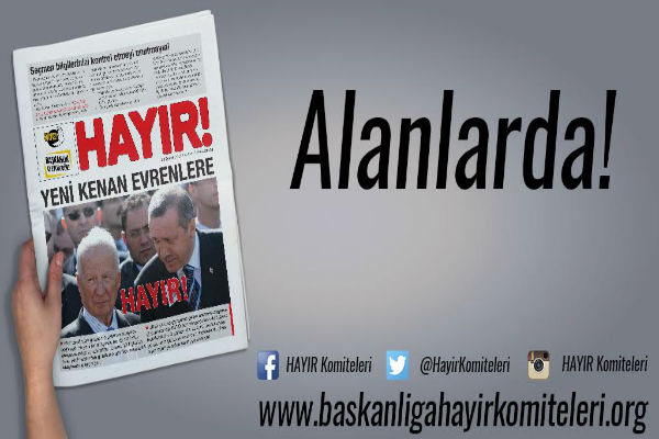 HAYIR Gazetesi'nin 4. sayısı çıktı!