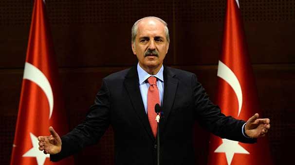 AKP'li Kurtulmuş: Öğrenci andı kararını tanımamız mümkün değil