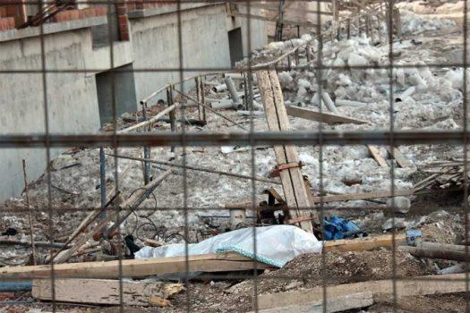 Konya'da iş cinayeti: 12'nci kattan düşen inşaat işçisi yaşamını yitirdi
