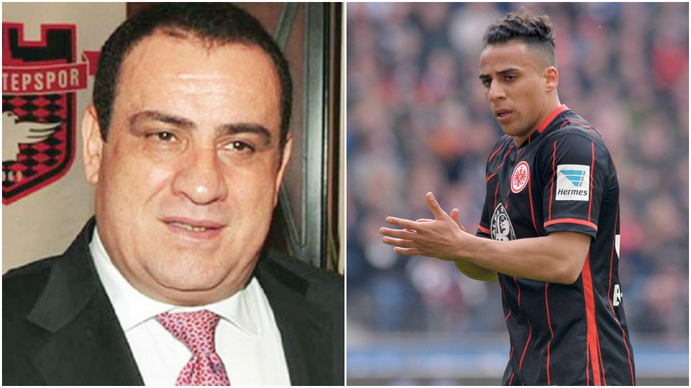 'Cihatçı' futbolcu transfer eden Gaziantepspor Başkanı: