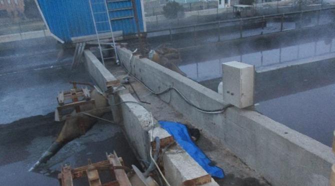 Tekirdağ'da iş cinayeti: Tekstil işçisi arıtma tesisi havuzuna düştü