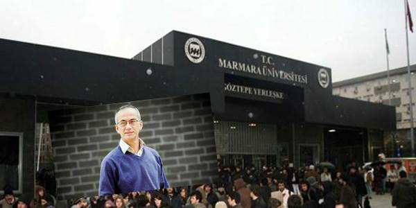 Marmara Üniversitesi SBF Dekan Yardımcısı istifa etti!