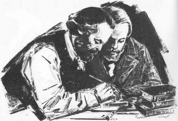 Komünist Parti Manifestosu'nun 169. yılı: Hayalet bütün dünya üzerinde dolaşmaya devam ediyor