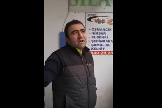VİDEO | İlber Ortaylı'ya 'kafa tutan' adam gündem oldu