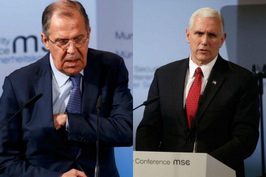 ABD Başkan Yardımcısı Pence: Rusya'yla yeni bir ortak zemin arayışındayız